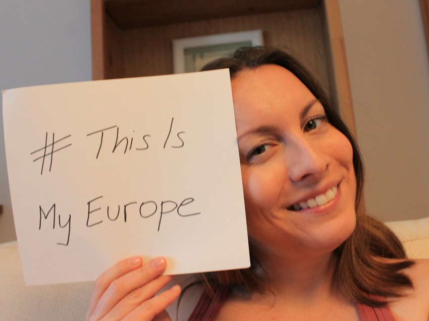 #ThisIsMyEurope: The bird's new nest goes Europa