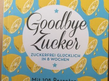 Goodbye Zucker – Hello from the sugarfree side?