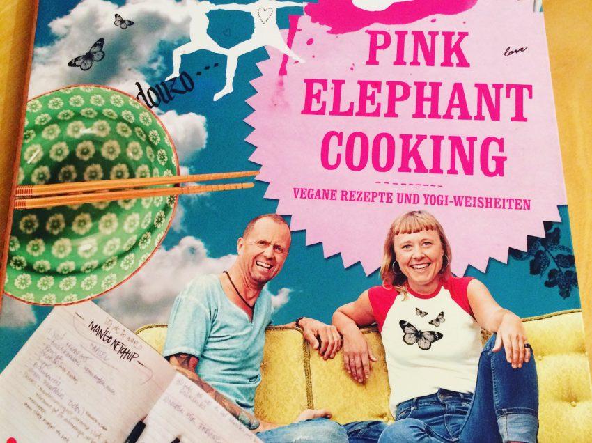 Pink Elephant Cooking – Vegane Rezepte und Yogi-Weisheiten