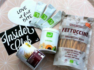 nu3 Insider Club: Vegan Treat Box Juni 2016