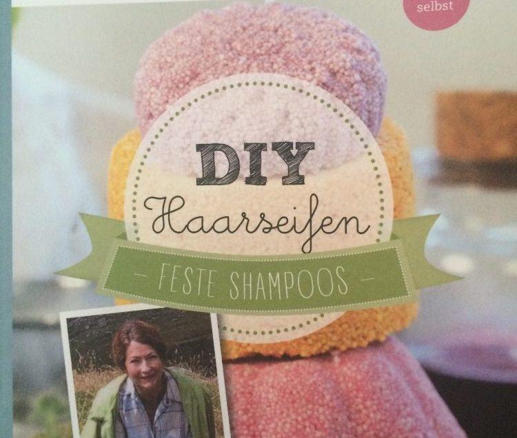 DIY Haarseifen – Feste Shampoos selbst gemacht