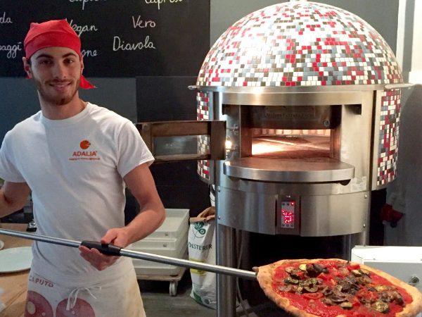 Schlemmen in der Bio-Pizzeria Vero in Wien