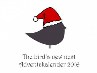 The bird's new nest Adventskalender 2016