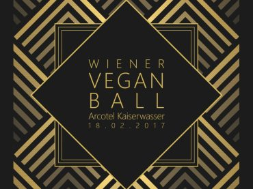 Save the date! 5. Wiener Vegan Ball am 18. Februar 2017