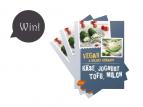 """Give-Away! Gewinnt drei Mal """"Käse, Joghurt, Tofu, Milch. Vegan und selbstgemacht""""!"""