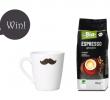 Give-Away! Gewinnt ein veganes Kaffee-Set!