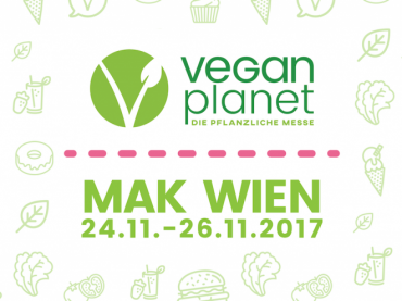 Save the date! Vegan Planet 2017 in Wien