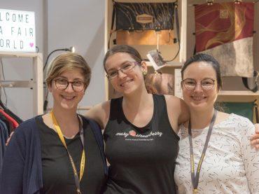Drei Tage Vegan Planet in Wien – Mary mittendrin