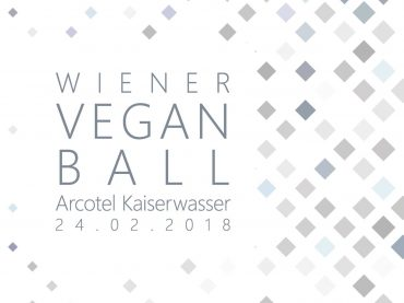 Save the date! Wiener Vegan Ball 2018 am 24. Februar 2018