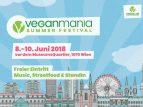 Kommt hin! 8. bis 10. Juni 2018: Veganmania Wien 2018