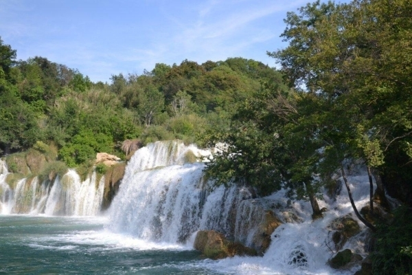 Ein Ziel ist es, der Natur nahe zu sein - wie hier in Kroatien. Foto: Dalida Horvath