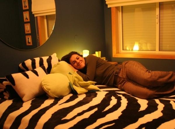 CouchSurfing kann durchaus luxuriös sein. Foto: Doris