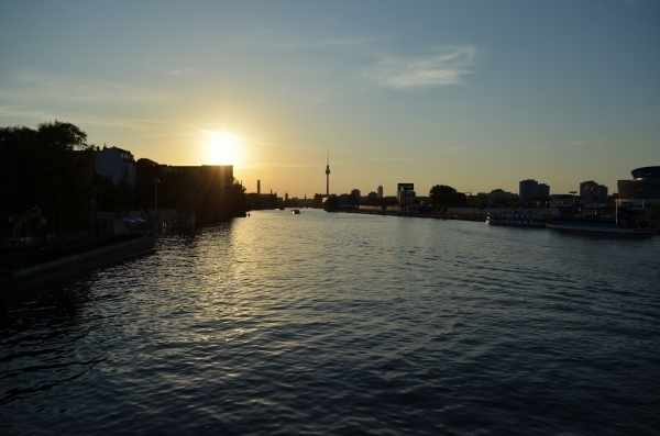 Lisas Wahlheimat Berlin darf bei natürlich nicht fehlen. Foto: Lisa Tramm