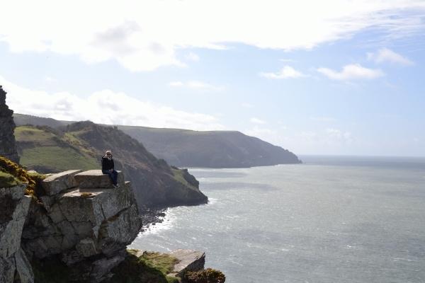 Bei ihrer England-Reise 2012 hätte Lisa nicht gedacht, ein Jahr später das Projekt Bahnland zu gründen. Foto: Lisa Tramm