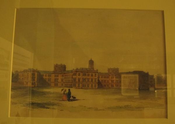 So sah die Anstalt früher aus. Foto: Doris