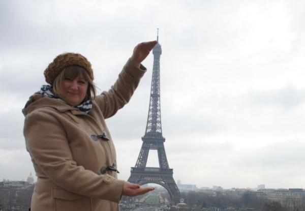 Linda hat sich durch Paris geschlemmt. Foto: Linda Sabin