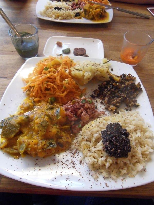Voy Alimento, das Tagesgericht. Foto: Linda Sabin