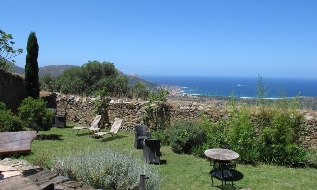 Der Garten - einfach dort bleiben wollen! Foto: Doris