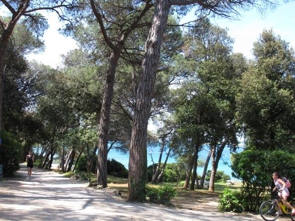 Punta Corrente ist definitiv ein magischer Ort. Foto: Doris