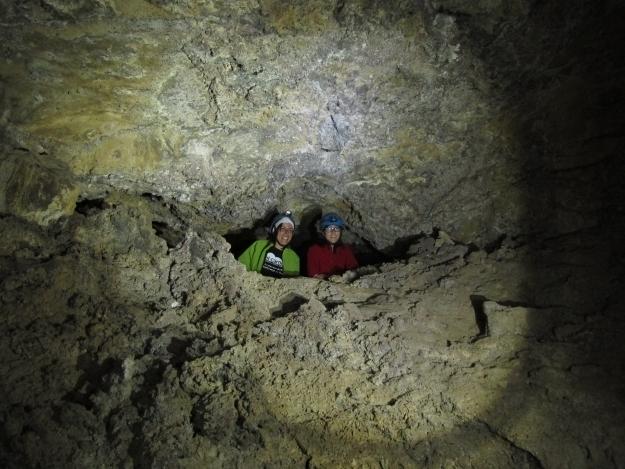 Die Höhle Cueva de Vientos bietet auch Führungen für Blinde an. Foto: Doris