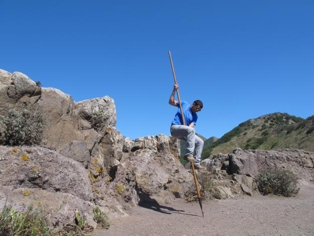 """Die Lancha wird jetzt """"nur"""" sportlich verwendet. Foto: Doris"""
