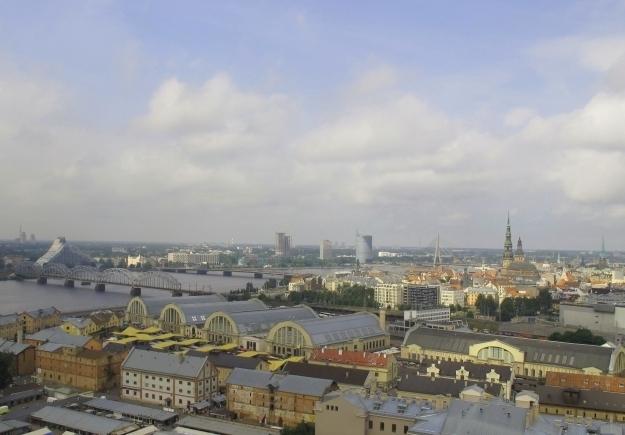 Riga: Überblick mit meinen Quick-Tipps. Foto: Doris