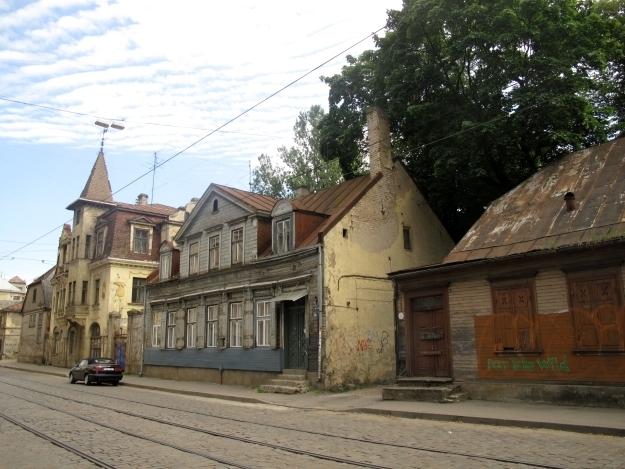 Born to be wild - Riga ist noch nicht ganz gezähmt. Gut so. Foto: Doris