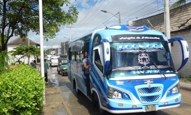 Unsere Verantwortung: Das richtige Verkehrsmittel für jede Strecke zu wählen. Foto: Doris