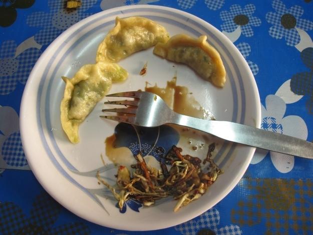 Und Mahlzeit! Foto: Doris