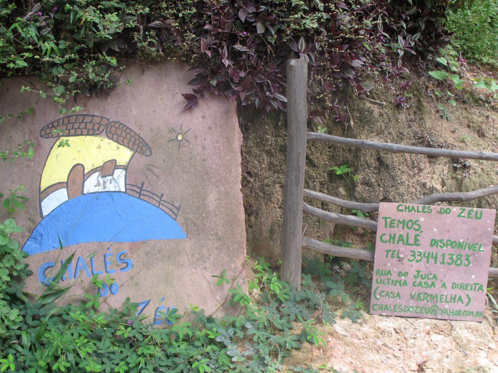Chales de Zeu - meine absolute Unterkunfts-Empfehlung in Capao. Foto: Doris