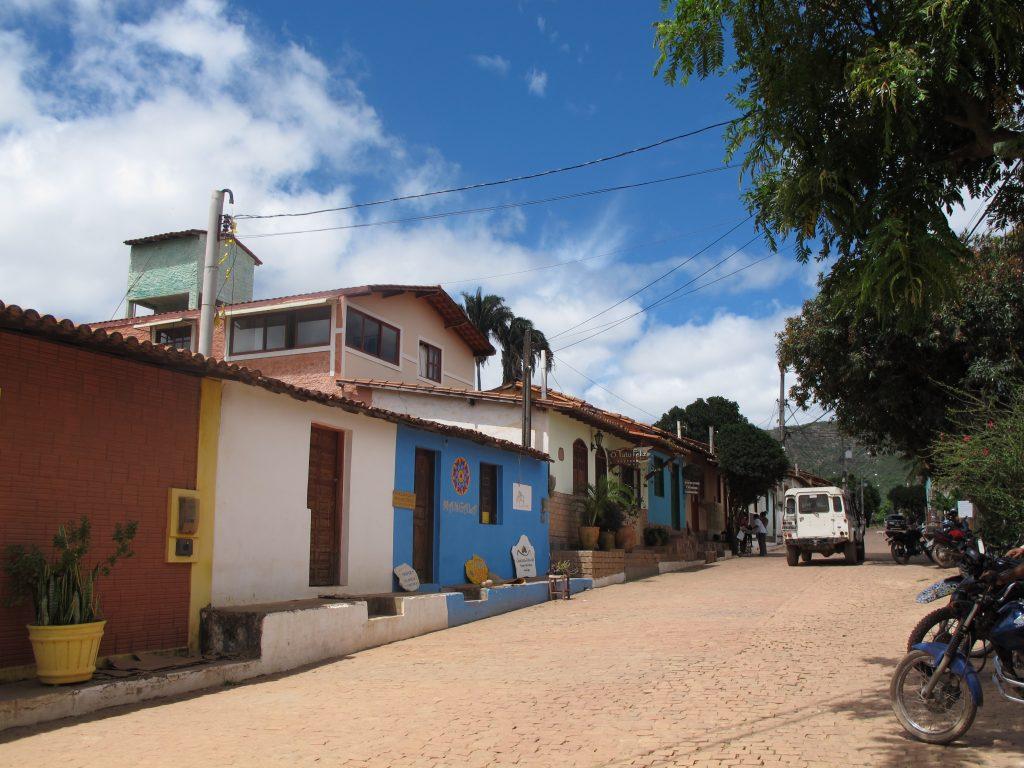 Das Dorf von Capao ist klein, aber fein. Foto: Doris